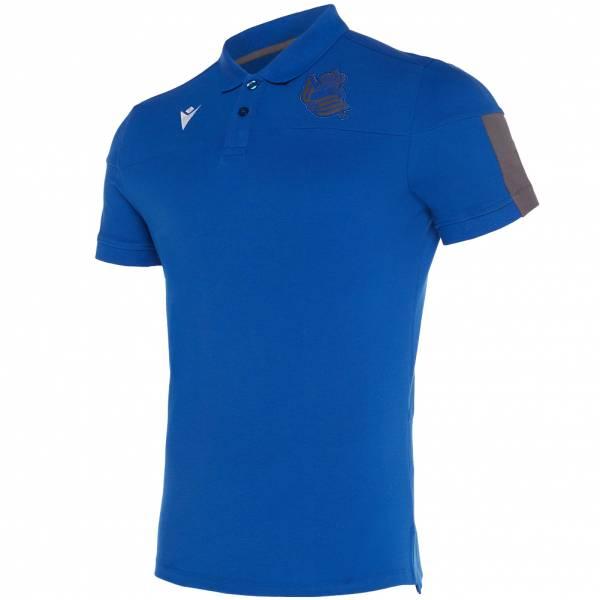 Real Sociedad macron Herren Poloshirt 58015620