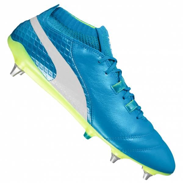 competitive price 6c2dc ca7ac PUMA One 17.1 Chaussures de football à crampons pour hommes SG mixtes  104058-02 ...