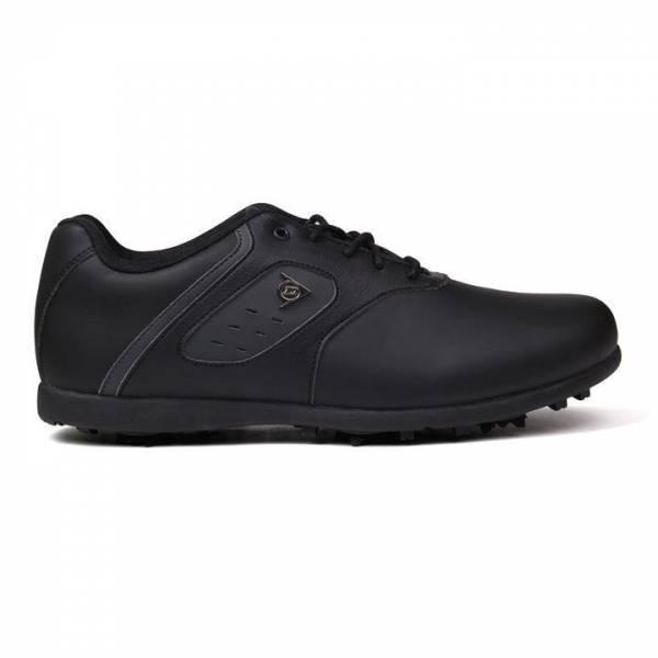 Dunlop Herren Classic Golfschuhe schwarz