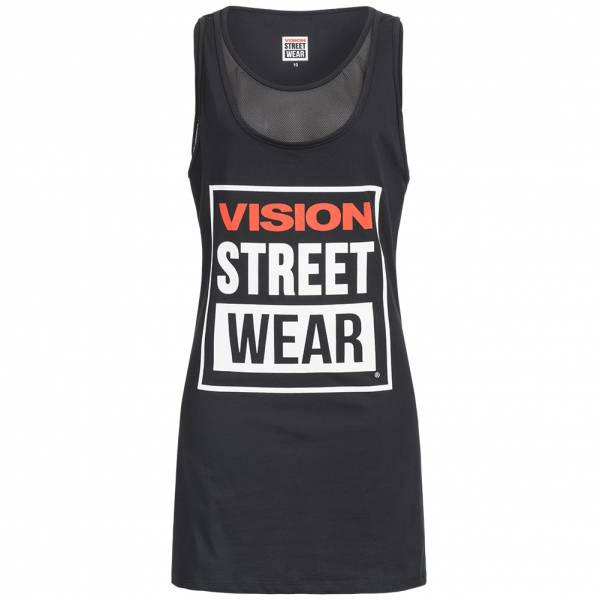 Vision Street Wear Damen Fitness Jersey Shirt Kleid RWIV0017