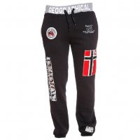 Geographical Norway Herren Jogginghose Myer Black