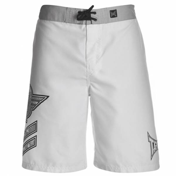 Tapout Men's Fight Shorts white