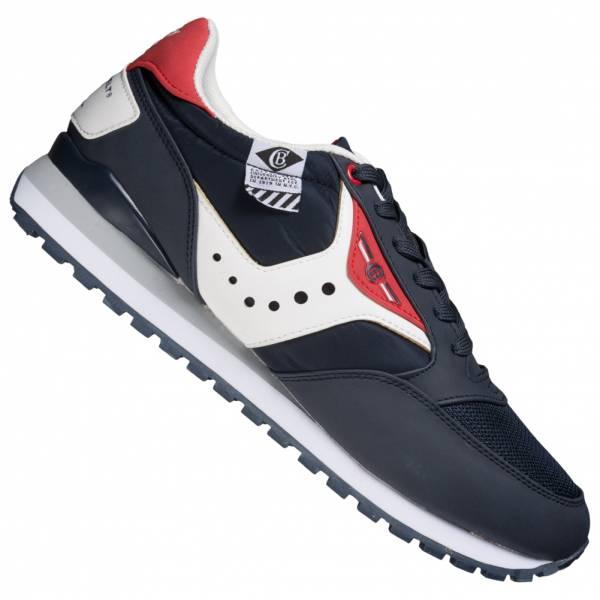 COTTON BELT Flag Red Herren Sneaker CBM01305002
