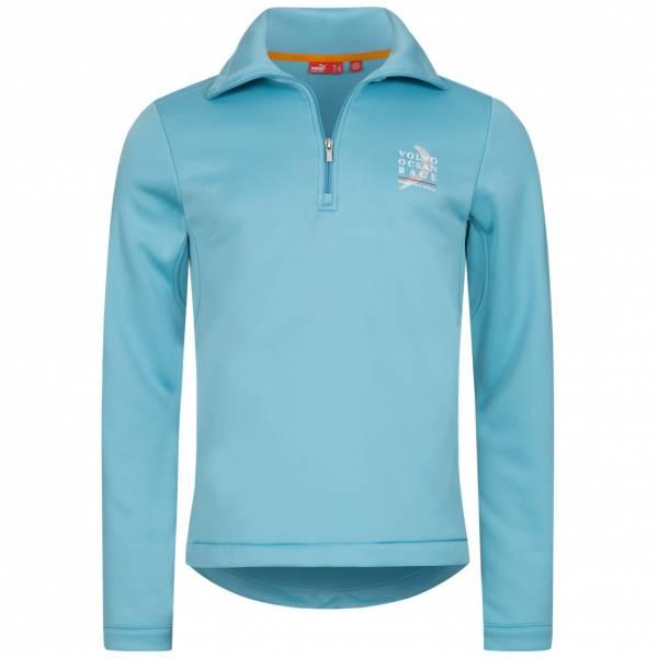 PUMA Volvo Ocean Race Herren 1/2-Zip Fleece Sweatshirt 760361-03