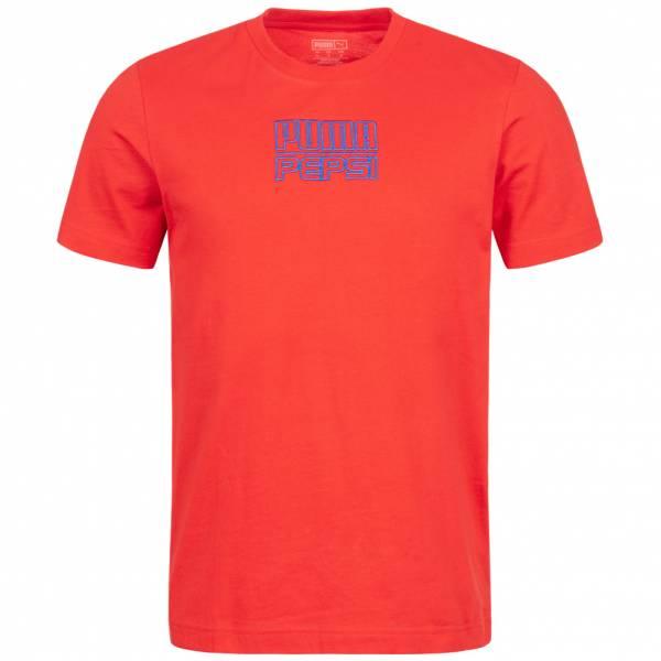 PUMA x PEPSI Max Solid Tee Herren T-Shirt 579265-01