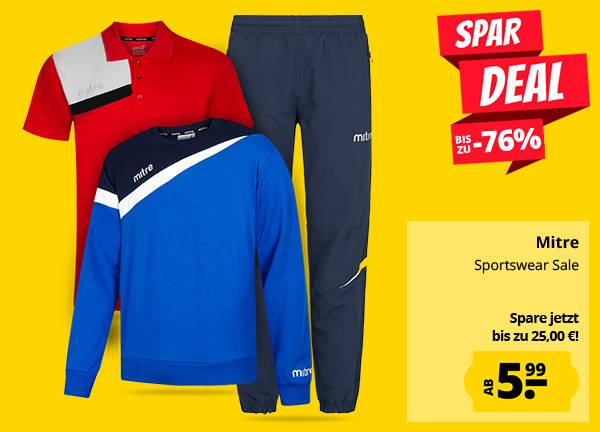 2019) IM SALE Sportbekleidung online   Jetzt bis zu 60