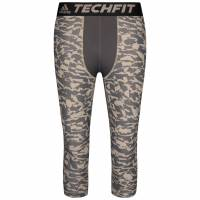 Collant de fitness adidas Techfit Chill 3/4 Tight pour Homme CD2467