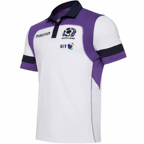 Schottland SRU macron Rugby Herren Auswärts Trikot 58081876