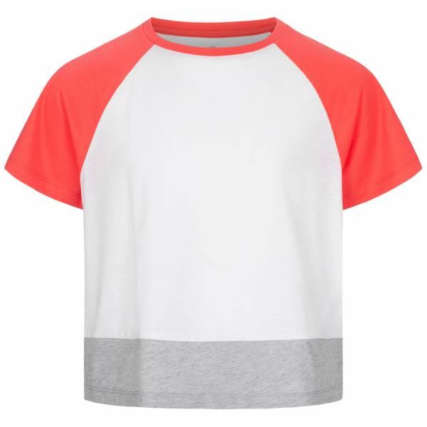 ASICS Colorblock Oversized Mädchen T-Shirt 2034A090-100