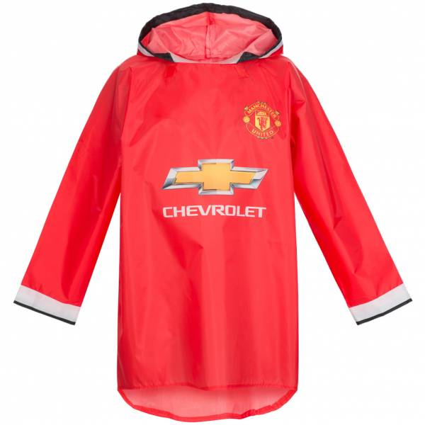 Manchester United FC Giacca impermeabile Poncho