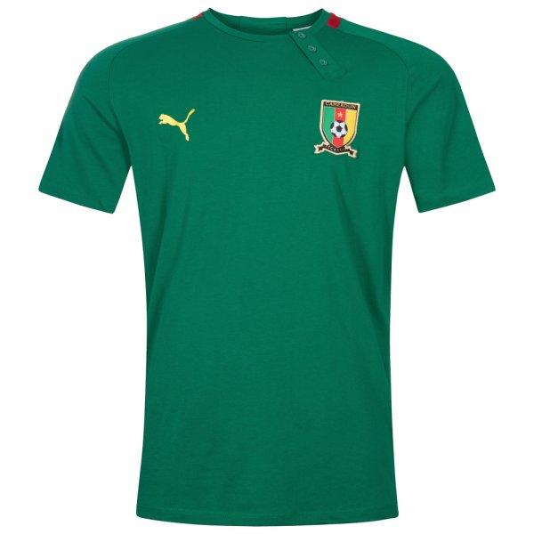 Kamerun PUMA Herren Fan T-Shirt 739525-04