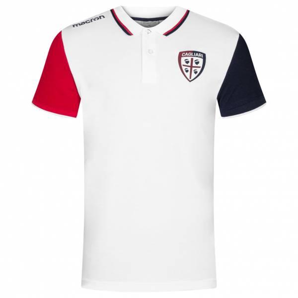 Cagliari Calcio macron Herren Fan Polo-Shirt 58035159