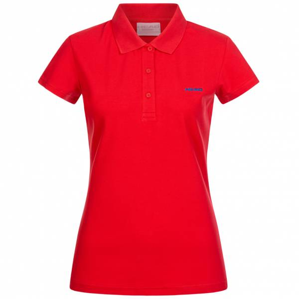 HEAD Mary Damen Polo-Shirt 814303-RDBL