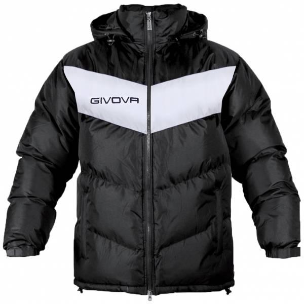 Givova Winterjas Giubbotto Podio zwart / wit