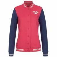PUMA Damen College Athletic Sweat Jacke 832138-09