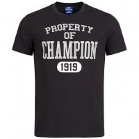 Champion Herren T-Shirt Property 1919 schwarz