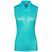 PUMA Damen Golf Dotted ärmellos Polo-Shirt 562691-02