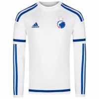 FC Kopenhagen adidas Kinder Heim Langarm Trikot S29794