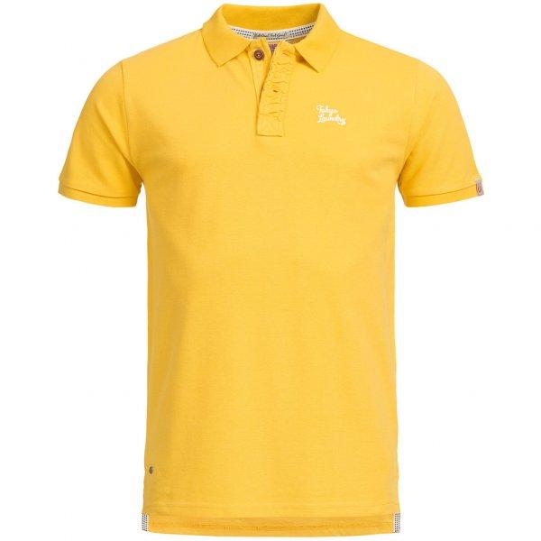 Tokyo Laundry Penn State Herren Polo-Shirt 1X8907AR Yellow Iris