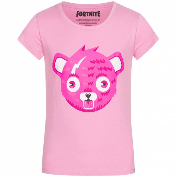 FORTNITE Kuscheloberbeauftragte Skin Mädchen T-Shirt 3-624B/1040