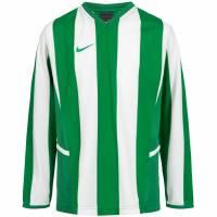Nike Kinder Barca Stripe Langarm Trikot 492443-302