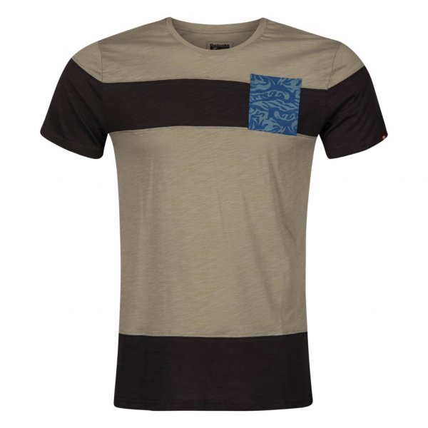 ASICS Herren Fashion Blocked T-Shirt 122740-0778