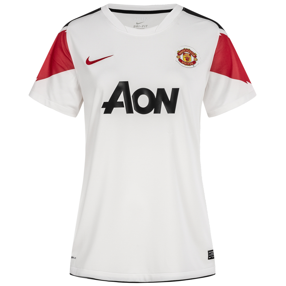 quality design 52424 247ed Manchester United FC Nike Women Away Jersey 382487-105