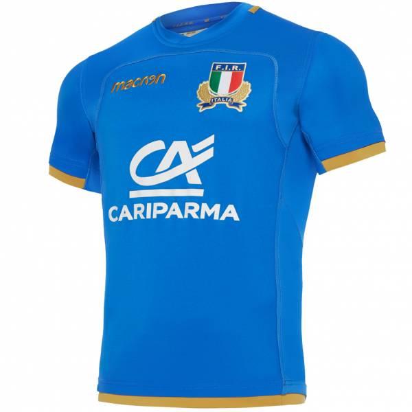 Italien FIR macron Herren Heim Trikot 58086460