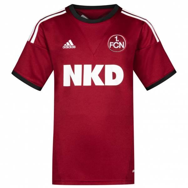 1. FC Nuremberg adidas maillot domicile enfants G71072