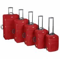 Dunlop Koffer rot