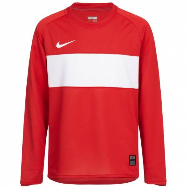 Nike Team Kinder Langarm Trikot 336583-611