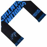 Carolina Panthers NFL Wordmark Sciarpa Fan sciarpa SVNF16WMCP