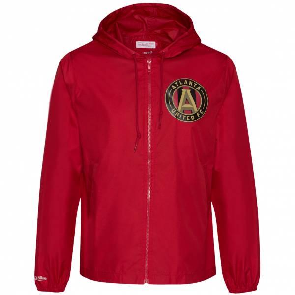Mitchell & Ness Atlanta United FC MLS Herren Windbreaker FLZPMG18045-AUNCMTD