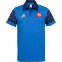 Frankreich adidas Herren Rugby Trikot S88855