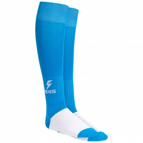 Zeus Calza Energy Socks neon blue