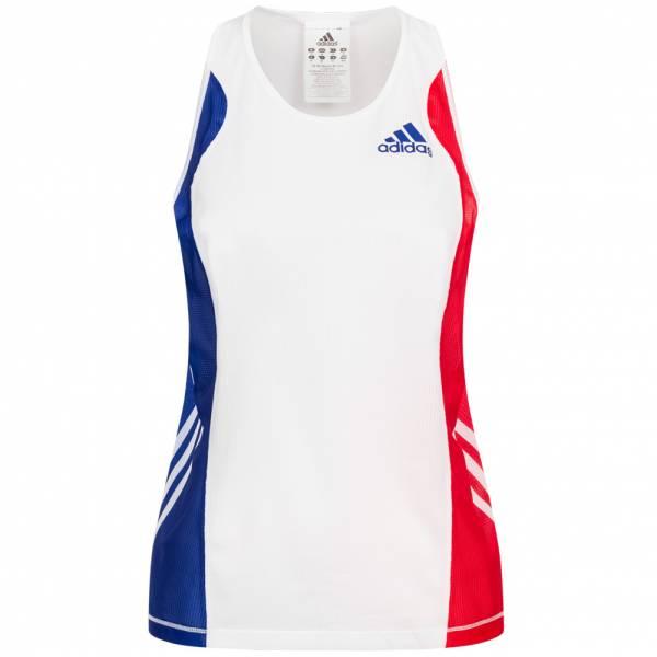 Frankrijk adidas Dames Atletiekshirt P07505