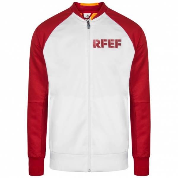 Hiszpania adidas RFEF Mężczyźni Kurtka Anthem Kurtka AI4438
