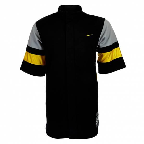 Nike Basketball Shooting Shirt 137324-010 schwarz