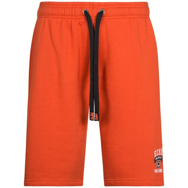 ECKO Unltd. Herren Firestone Fleece Shorts burnt orange ESK4255
