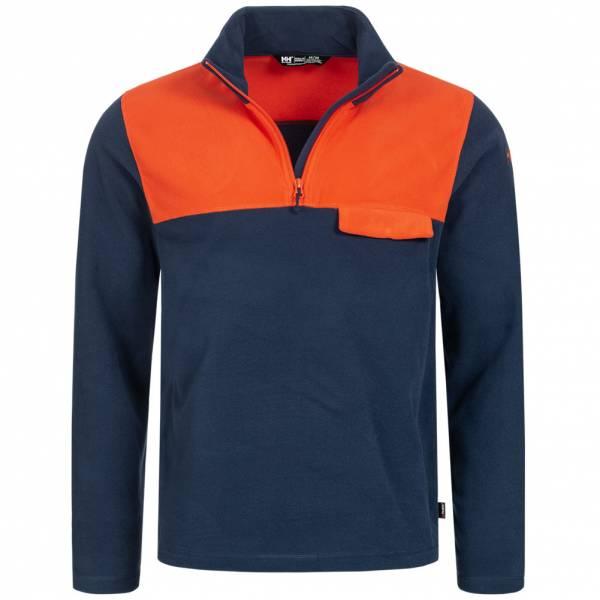 Helly Hansen Sunset 1/4 Zip Herren PolarTec Fleece Sweatshirt 51883-689