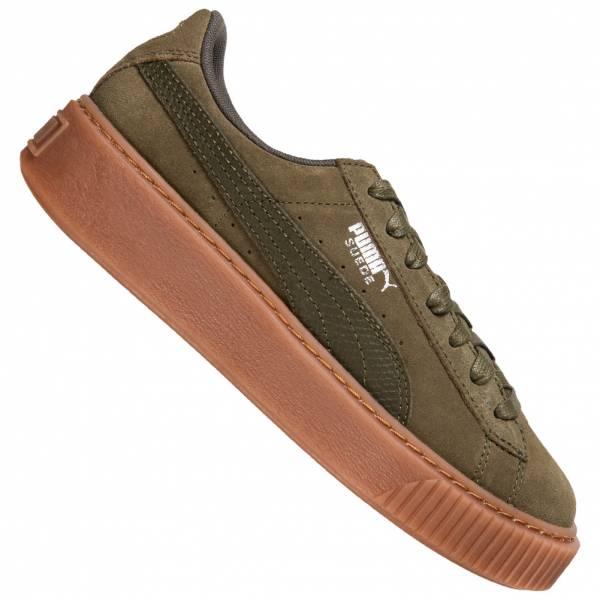 a2d1145cfd38 PUMA Suede Platform Animal Women s Sneaker 365109-03 ...