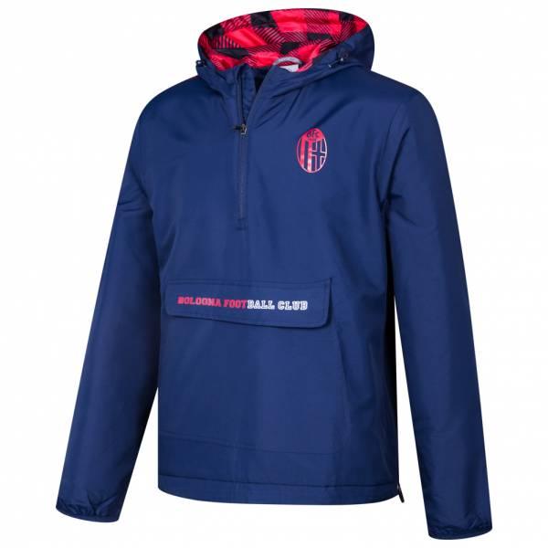 FC Bologna macron Herren 1/4-Zip Freizeit Jacke 58089535