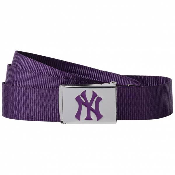 New York Yankees MSTRDS Gürtel 10279-purple