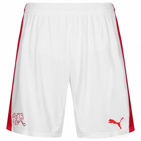 Schweiz PUMA Suisse Herren Heim Shorts 748746-02