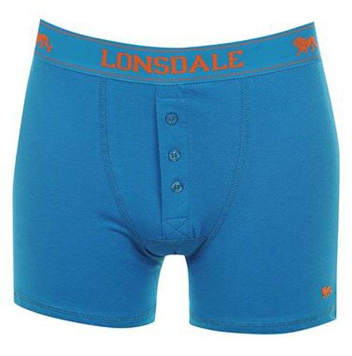 Lonsdale Boxershorts 2 St. bright blue