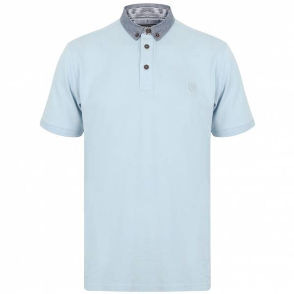 Kensington Union Herren Polo-Shirt 1X12569 Skyway