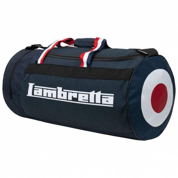 Lambretta Duffle Reisetasche LAM106-NAVY-BLACK