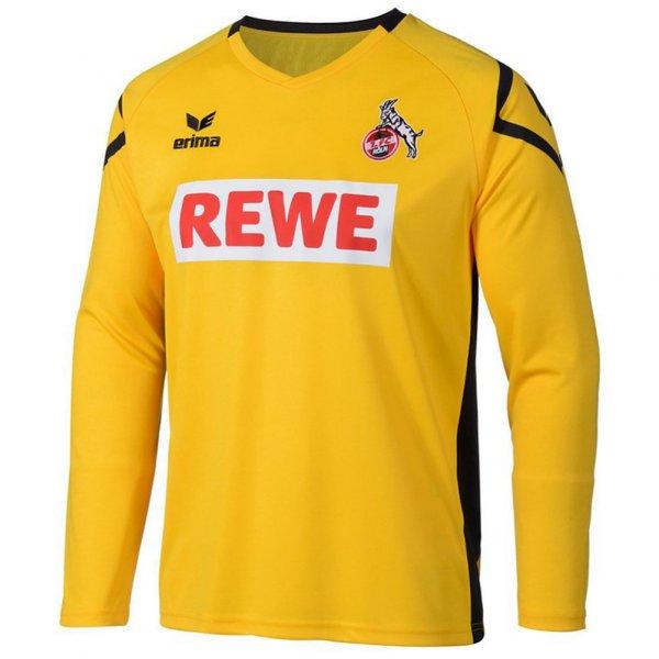 1. FC Köln Erima Herren Heim Langarm Torwarttrikot 350620