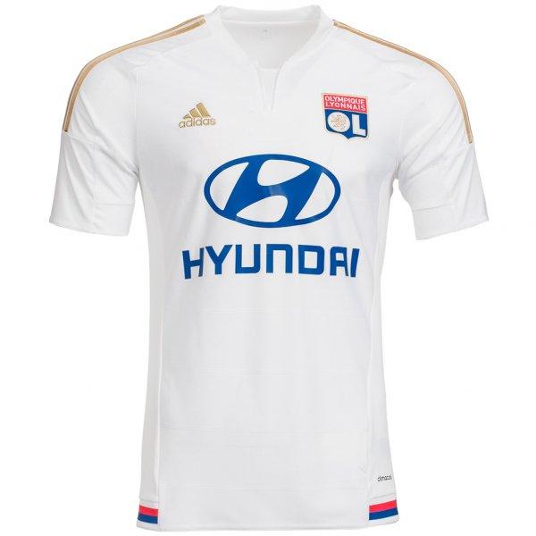 Olympique Lyon adidas Auswärts Trikot AA3113