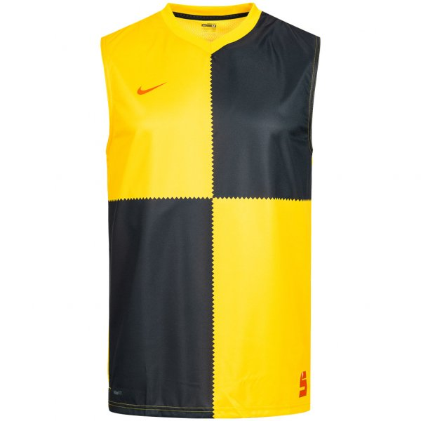 Nike Sleevesless Block Top Team Shirt 328360-716